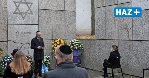 Gedenken an Pogromnacht im kleinen Kreis