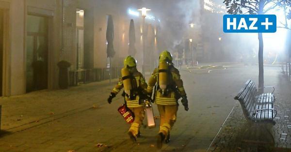 "Feuer im Restaurant ""Stadtmauer"" in der Altstadt"