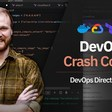 DevOps Crash Course (Docker, Terraform, and Github Actions)