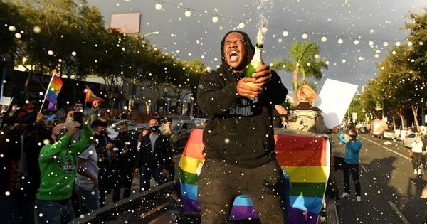 Democraten blij, YG en erven Nipsey Hussle blijer