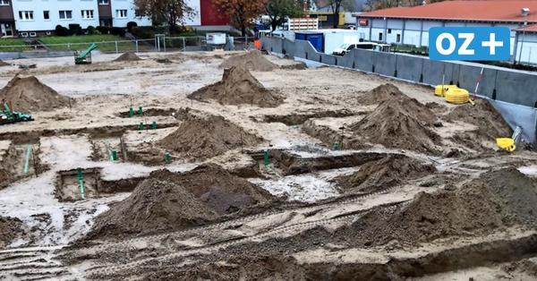 Neubukow: Beim Campus-Bau gibt es Mehrkosten von 200 000 Euro