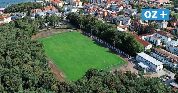 Kühlungsborn: Das sind die Pläne für den Sportplatz Ost