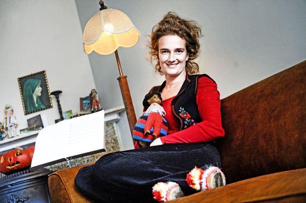 Nathalie Baartman (Foto Annina Romita)