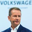 """VW-Chef Diess zu CO2-Flottenzielen: """"Es wird sehr eng"""""""