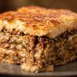 Mushroom Ragu Lasagna