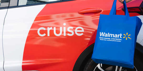 Walmart and Cruise launch pilot to deliver orders via self-driving cars