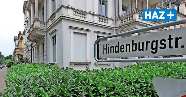 Hindenburgstraße wird in Loebensteinstraße umbenannt