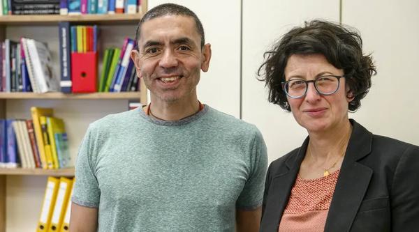 Biontech-Gründer Sahin und Türeci: Die Kämpfer gegen die Pandemie