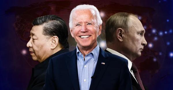 Keine Glückwünsche für Joe Biden: Warum Moskau und Peking noch schweigen