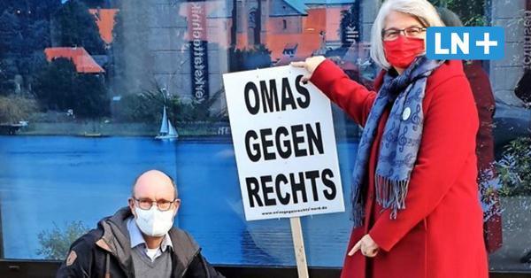 """9. November: """"Omas gegen rechts"""" erinnern an Ratzeburger Familie Rosenberg"""