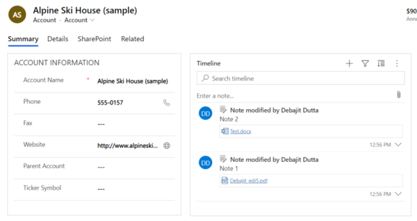 How to send multiple attachments in Email from Notes in CDS using Power Automate