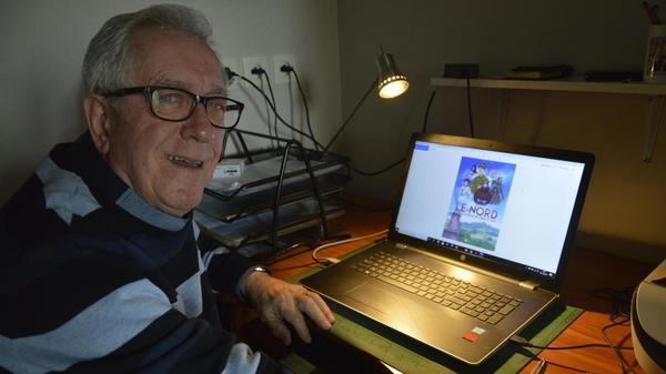 Hazebrouck : l'histoire du Nord racontée en bande dessinée - Geschiedenis van le Nord in een stripverhaal