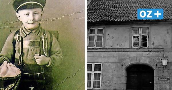 Die Rettung für den Stralsunder Max Wein: Schindlers Liste