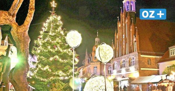 Weihnachtsmarkt in Grimmen fällt aus: Martinsfest findet aber statt