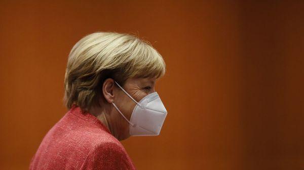 """Merkel: Zweite Welle """"wird uns noch den ganzen Winter beschäftigen"""""""