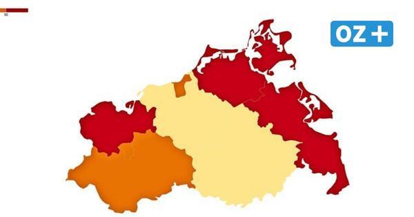 23 neue Corona-Fälle am Mittwoch in Nordwestmecklenburg: Kreis bleibt weiter Risikogebiet
