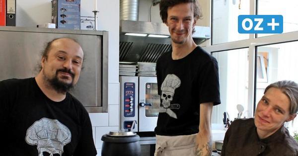 """""""Lütte Köök"""" : Dieses Trio tischt in Greifswalder Kantine Überraschendes auf"""