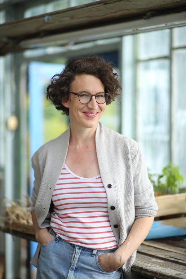 Filmregisseurin und Schriftstellerin Lola Randl: Foto: Privat