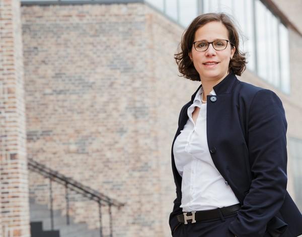 Felicia Sternfeld. Geschäftsführende Direktorin des Hansemuseums