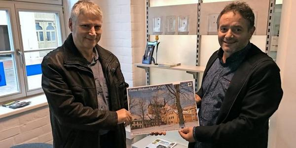 Wismar: Lions Club unterstützt mit Kalenderverkauf vier Projekte