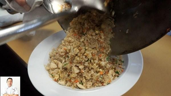 The World's Best Chicken Fried Rice