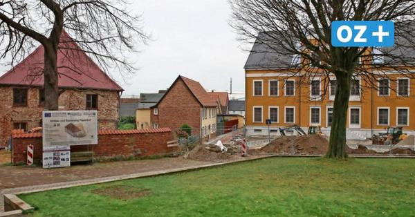 Aufregung in Barth: Wird das Bürgerhaus später als geplant fertig?