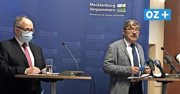 Schwerin: Caffier sieht Rechtsextremismus in der AfD als großes Problem in MV