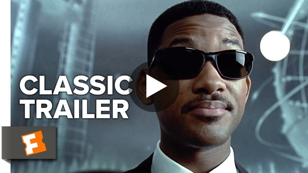 Men in Black (1997) Official Trailer 1 - Will Smith Movie