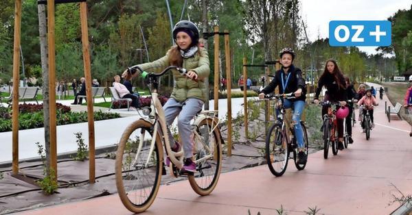 Swinemünde will Polens Fahrradhauptstadt werden