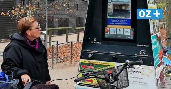 Mehr Service für E-Biker in den Usedomer Bernsteinbädern
