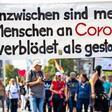 """Corona-Demo in Hannover: """"Querdenker"""" ziehen am Freitag durch die Stadt"""