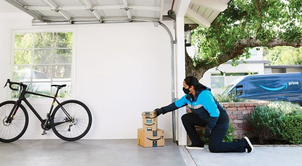 Amazon Is Expanding In-Garage Delivery to 4,000 U.S. Cities