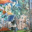 Neue Station des Deutschen Wetterdienstes in der Dresdner Neustadt misst Stadtklima