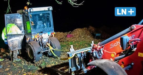Unfall mit Traktor: Pastor von Altenkrempe nennt Feuerwehr Schutzengel