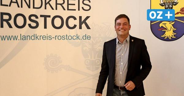 Landrat Sebastian Constien für die nächsten sieben Jahre vereidigt