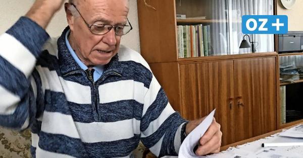 Bürger erzürnt: Warum sich ein 82-jähriger Kröpeliner über die Bundesnetzagentur ärgert