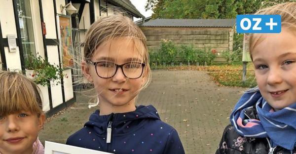 20 Jahre Rügen-Park: Gingster Kita-Kinder kommen zum Gratulieren