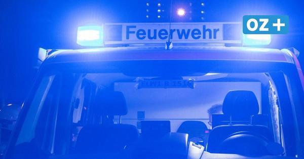 Bergen auf Rügen: Auto in Brand geraten - Polizei sucht Zeugen