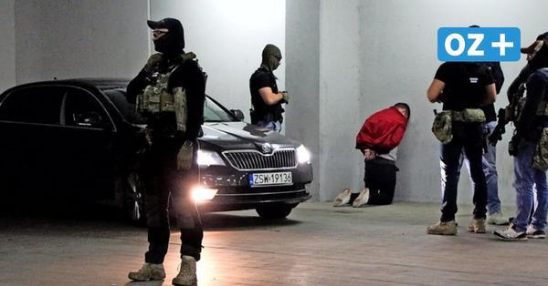 Polizei nimmt in Swinemünde Drogenhändler fest