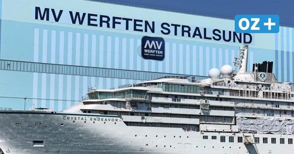 """IG Metall: MV Werften stehen vor """"massivem Personalabbau"""""""