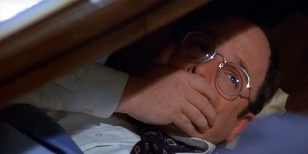 George Costanza's Dream of Napping at Work Becomes Real With... Hiddenbed
