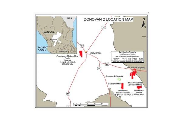 Alien Metals Limited (UFO.L) Capstone commences IP Survey at Donovan 2
