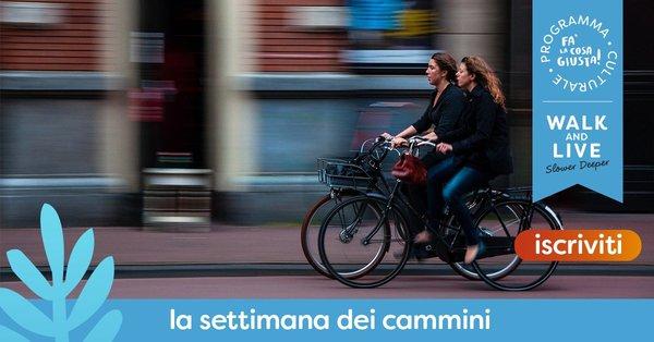 Webinar: Italia ciclabile - la settimana dei cammini