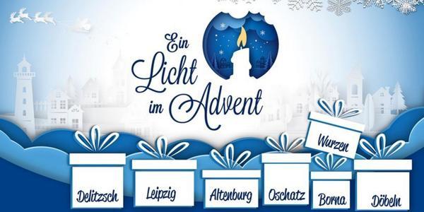 """""""Ein Licht im Advent"""": LVZ startet Spendenaktion mit sieben Hilfsprojekten"""