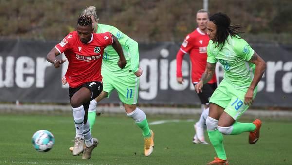 Keine Tore im Testspiel: Hannover 96 und der VfL Wolfsburg trennen sich unentschieden