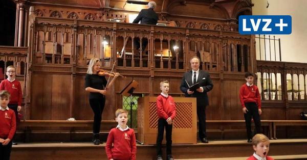 Anne-Sophie Mutter setzt im Gottesdienst in der Thomaskirche ein Zeichen der Hoffnung