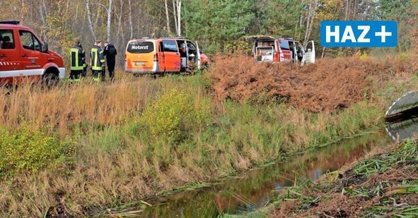 Neustadt: Leiche im Toten Moor entdeckt