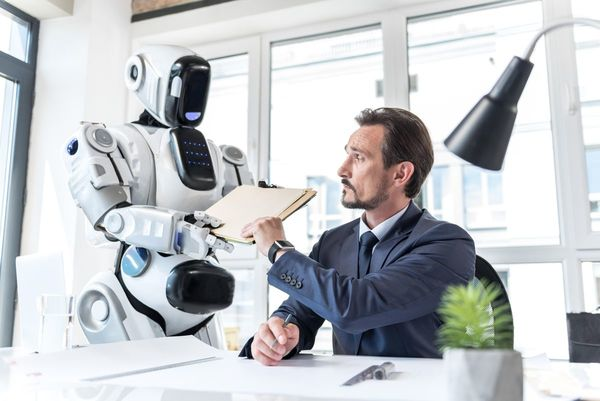 It's Managers, Not Workers, Who Are Losing Jobs To AI And Robots, Study Shows
