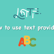 Changing Text In iOS Lottie Animation