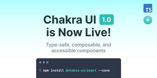 Chakra UI v1